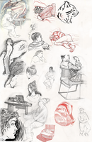 Sketchbook Comp 1 by cheeny