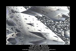 carved ivory by fraterchaos