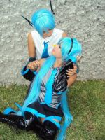 vocaloid cosplay0120 by sakurita-cosplay