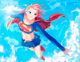Supergirl by TempestDH