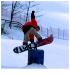 Rail Jam III by Lucky13Grl