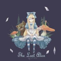 The Lost Alice by Mary-ko