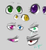 Eyes~~ by Zakkurro