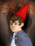 Over The Garden Wall by MistyMochi