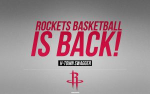 Houston Rockets Wallpaper by IshaanMishra