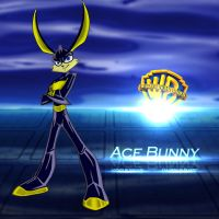 Loonatics Unleashed Ace Bunny by Krovash