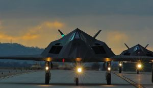 F-117 Nighthawks by JayDub713