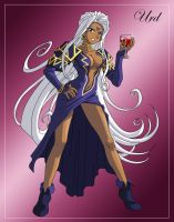 Urd by shiroboi