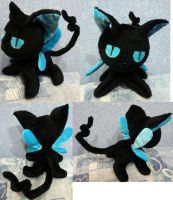Spinel Sun plushie by Rens-twin