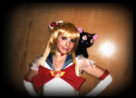 Sailor moon by Conejita-de-la-Luna