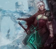 The Exile by Aths-Art
