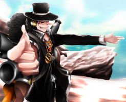 One piece - Ussop (New world) by fpxzy111