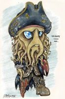 Noobody luvs mee-Davy Jones by Barguest