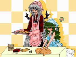 Let's bake by anakichi