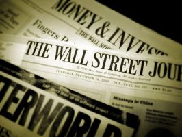 The Wall Street Journal by vlado