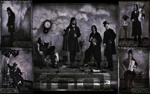 tool band collaboration by 4n1m4L