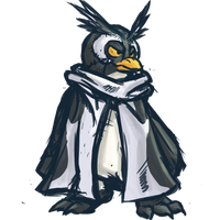 silly character design no. 223: The Orcowl by runde