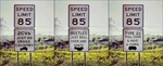Speed Limit 85 by truemouse