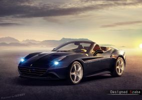 Ferrari Califronia 2014 by Szaba18