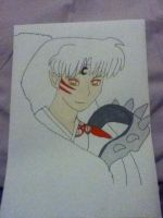 Sesshomaru by SlothTamer121