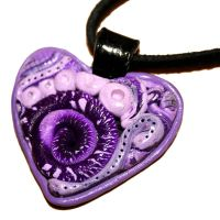 Purple Tako Heart Sugar by deabusamor