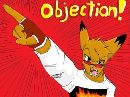 OBJECTION by Sparky2hot4ya