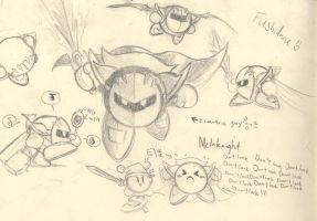 MetaKnight Madness by Fushidane