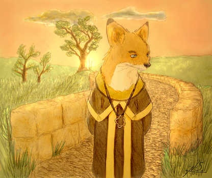 The Blind Fox (Youtube) by Holt5