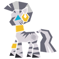Polygonal - Zecora by flamevulture17
