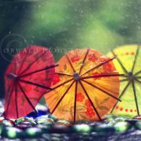 it doesn`t matter if it rains by Orwald