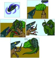 Gamera Crack by Scatha-the-Worm