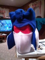 Commish Soundwave Hat by xWidespreadPanicx