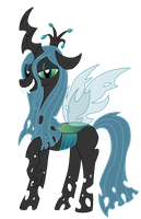 Flirty Chrysalis by TwilightKat64