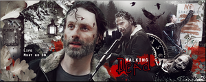 The Walking Dead by VaL-DeViAnT
