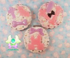 Decoden Compact Mirrors by RarasJewels