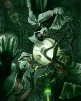 Insane Asylum II - Last Breath by tegehel
