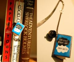 TFIOS Bookmark by redbird7