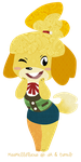 Isabelle by MissMellifluous