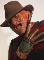 Freddy Krueger Promotional I by scarehuman