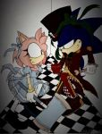 OHS- Alice and the Mad Hatter by WhiteXRose96