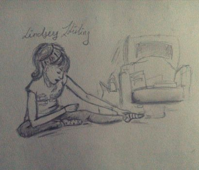 Lindsey Stirling by loonylovegood12