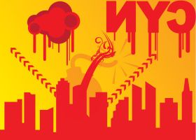 NYC by neurotic-imaging