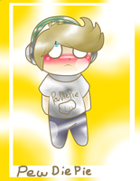 Chibi Pewds by RuinTheSkys