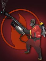 The Pyro by Spyboythespeedster