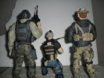 Call Of Duty (Soap, Price and Ghost) by vandersonmdacruz