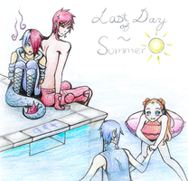 Last Day Of Summer by black4sapphire