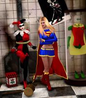 Harley Forgot the Kryptonite by Terrymcg