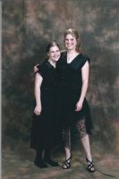 Me and my Best friend Elizabeth by mslillymonster