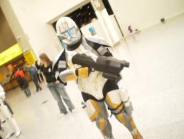 star wars cosplay mcm expo by rtown66