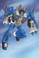 G1 Thundercracker by Dan-the-artguy